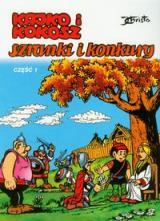 Obrazek książka, komiks Kajko i Kokosz. Tom 4. Szranki i konkury. Część 1