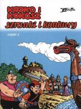 Obrazek książka, komiks Kajko i Kokosz. Tom 6. Szranki i konkury. Część 3