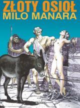 Obrazek książka, komiks Złoty osioł