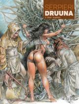 Obrazek książka, komiks Druuna. Tom 2. Stwór Drapieżna