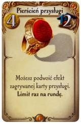 Alchemicy: Pierścień Przysługi