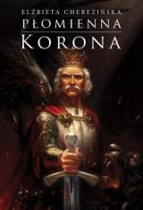 Obrazek książka, komiks Płomienna korona