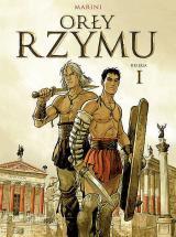Obrazek książka, komiks Orły Rzymu 1
