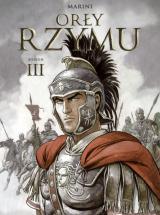 Obrazek książka, komiks Orły Rzymu 3