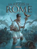 Obrazek książka, komiks Orły Rzymu 5