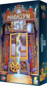 Obrazek gra planszowa Magazyn 51