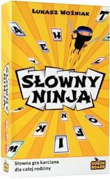 Obrazek gra planszowa Słowny Ninja