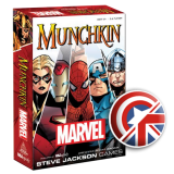 Munchkin Marvel