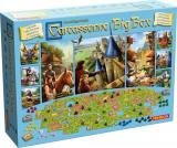 Obrazek gra planszowa Carcassonne Big Box 6