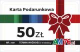 Obrazek akcesorium do gry Karta Podarunkowa - 50 PLN
