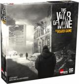 Obrazek gra planszowa This War of Mine: The Board Game
