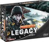 Obrazek gra planszowa Pandemic Legacy (Pandemia) - Sezon 2 - Edycja czarna