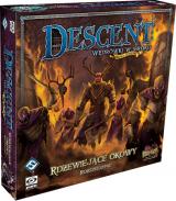 Obrazek gra planszowa Descent: Rdzewiejące okowy