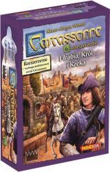 Carcassonne: Hrabia, Król i Rzeka (druga edycja) PL