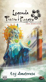 Obrazek gra planszowa Legenda Pięciu Kręgów LCG: Łzy Amaterasu