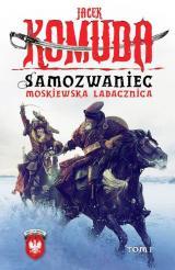 Obrazek książka, komiks Samozwaniec. Moskiewska ladacznica. Tom 1
