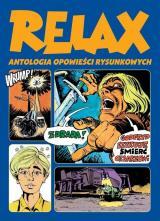 Obrazek książka, komiks Relax. Antologia opowieści rysunkowych. Tom 2