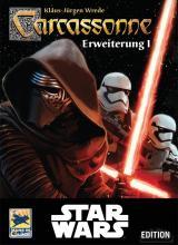 Carcassonne: Star Wars: Dodatek 1