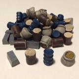 Scythe: Realistyczne żetony surowców