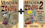 Munchkin Zombie + Dodatek + Zakładka