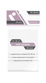 Koszulki Rebel (59x86 mm) Small Card Game 100 sztuk