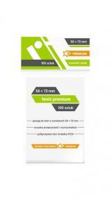 Koszulki Rebel (50x73 mm) Fenix Premium 100 sztuk