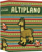 Obrazek gra planszowa Altiplano