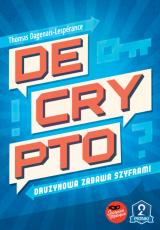 Obrazek gra planszowa Decrypto