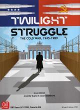 Obrazek gra planszowa Twilight Struggle: Deluxe edition
