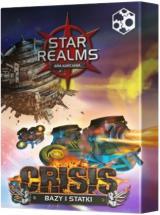 Obrazek gra planszowa Star Realms: Crisis- Bazy i Statki
