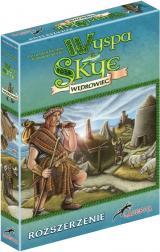 Obrazek gra planszowa Wyspa Skye: Wędrowiec