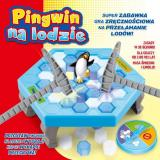 Obrazek gra planszowa Pingwin na Lodzie