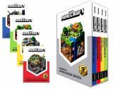 Obrazek książka, komiks MINECRAFT- Kolekcja Podręczników Gracza