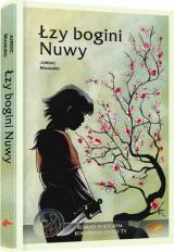 Obrazek książka, komiks Łzy Bogini Nuwy