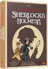 Obrazek książka, komiks Cztery śledztwa Sherlocka Holmesa