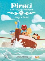 Obrazek książka, komiks Piraci: Klątwa wyspy Shukanet