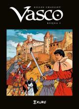 Obrazek książka, komiks Vasco. Księga 3