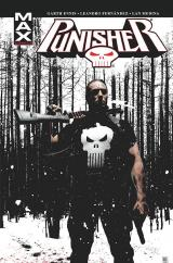 książka, komiks Punisher Max. Tom 4
