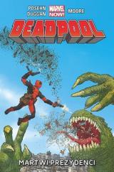 Obrazek książka, komiks Deadpool. Tom 1. Martwi prezydenci