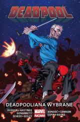 Obrazek książka, komiks Deadpool. Tom 10. Deadpooliana wybrane
