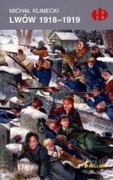 Obrazek książka, komiks Lwów 1918-1919