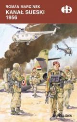 Obrazek książka, komiks Kanał Sueski 1956