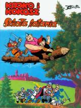 Obrazek książka, komiks Kajko i Kokosz. Tom 10. Szkoła latania