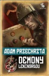 Obrazek książka, komiks Demony Leningradu