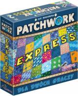 Obrazek gra planszowa Patchwork Express