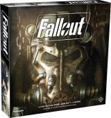 Obrazek gra planszowa Fallout: Gra planszowa