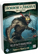 Horror w Arkham LCG: Klątwa Rougarou