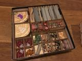 Obrazek akcesorium do gry 7 Cudów Świata: Drewniany Insert