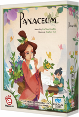 Obrazek gra planszowa Panaceum