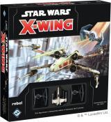 Obrazek figurka, bitewniak X-Wing: Zestaw podstawowy (druga edycja)